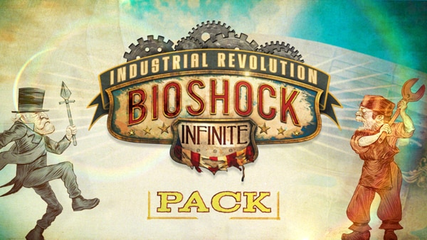New Video Shows Off Industrial Revolution Pack for BioShock Infinite