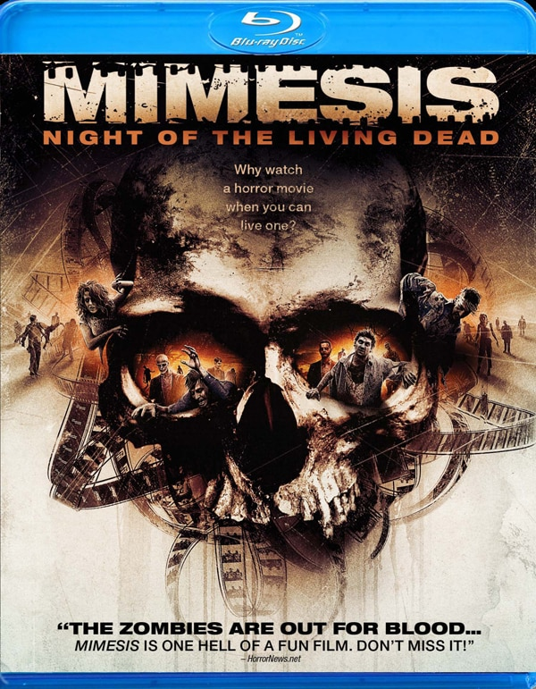 First Clip from Mimesis: Night of the Living Dead Doubts the Existence of Zombies