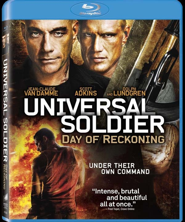Universal Soldier: Day of Reckoning (Blu-ray / DVD)