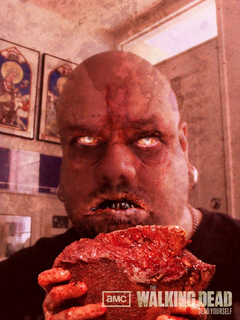 Join the Ranks of The Walking Dead with the Dead Yourself App