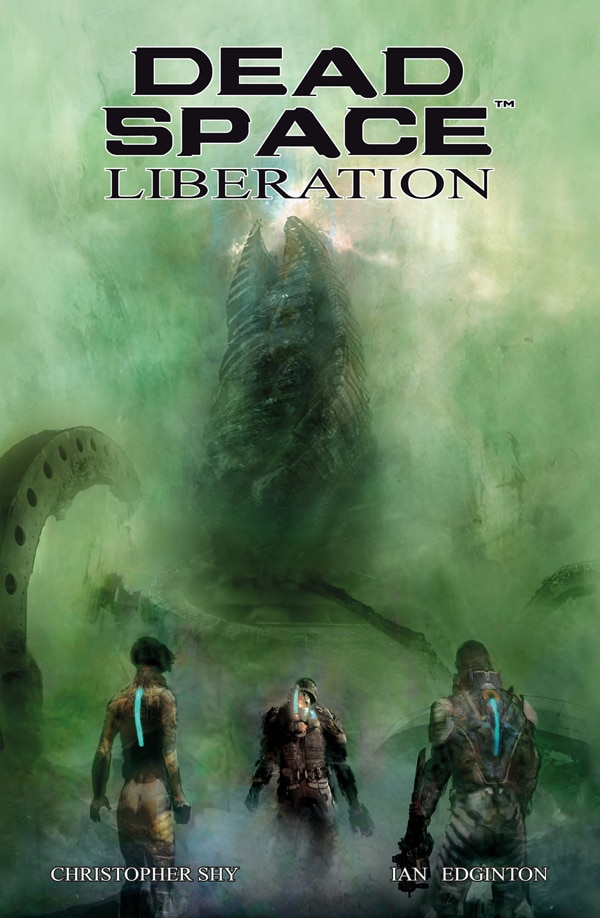 Exclusive: Author Christopher Shy Gives Us the Scoop On Dead Space: Liberation