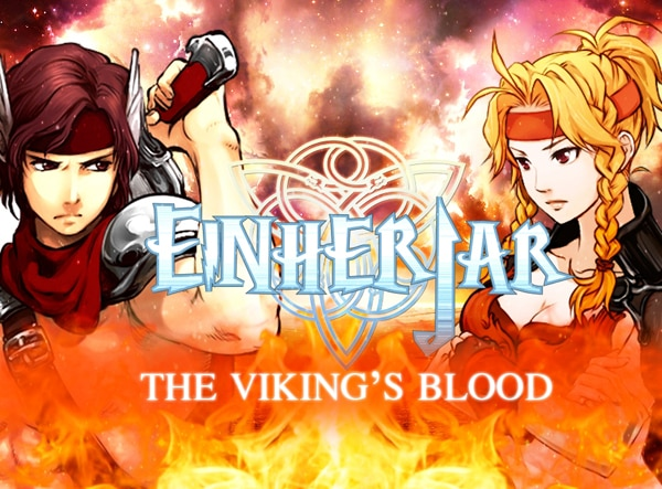 A New Year Offers Up Rare Items In Einherjar - The Viking's Blood