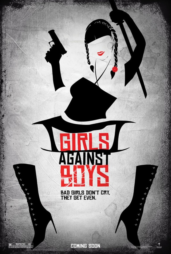 New Girls Against Boys One-Sheet Opens Wide