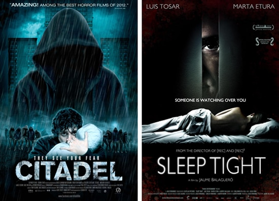 Citadel and Sleep Tight - In the UK? Here's the Grimm Up North Winter Screening Schedule!