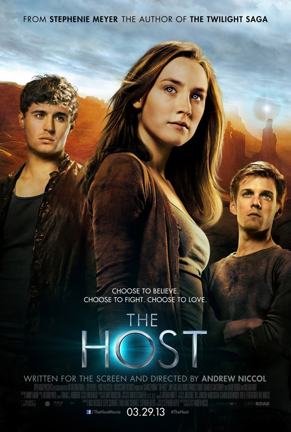 A Pair of New Character Posters for The Host