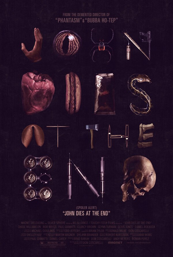 New John Dies at the End Poster Lays Everything Out for You