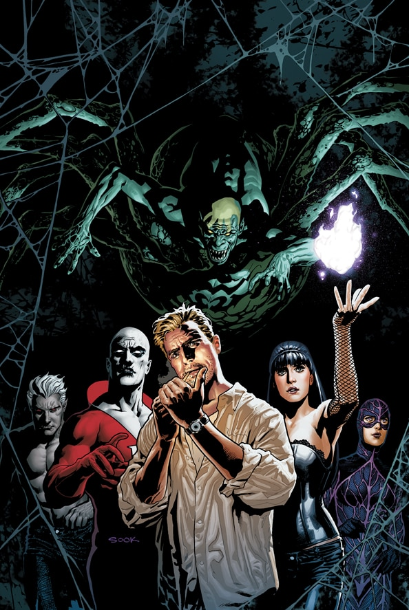 Guillermo del Toro Sheds a Little Light on His Plans for DC Comics' Dark Universe