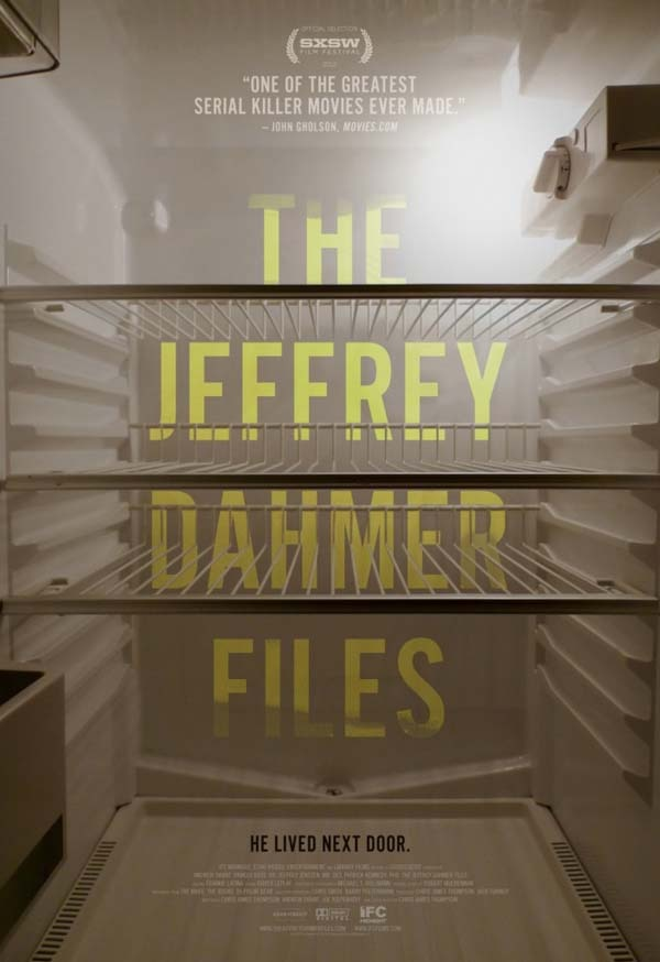 The First Clip from The Jeffrey Dahmer Files Arrives in a Strange Blue Container