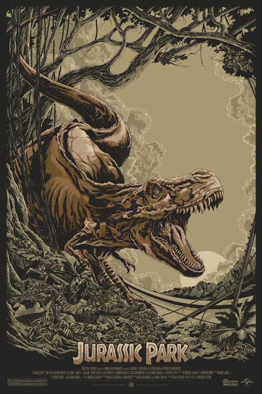 Mondo Takes us Back to Jurassic Park