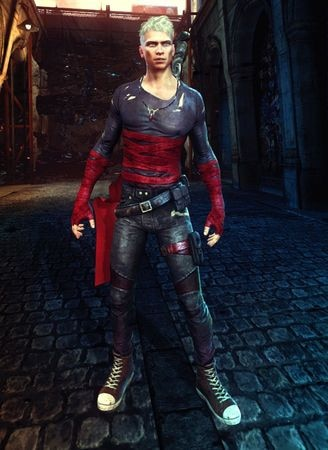 New Video Takes Closer Look At DmC: Devil May Cry Combat