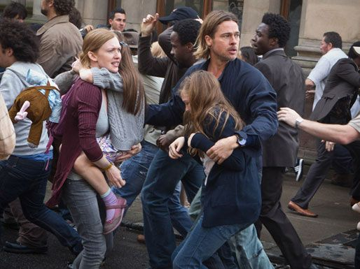 New Image From World War Z Offers a Bit More of the Same