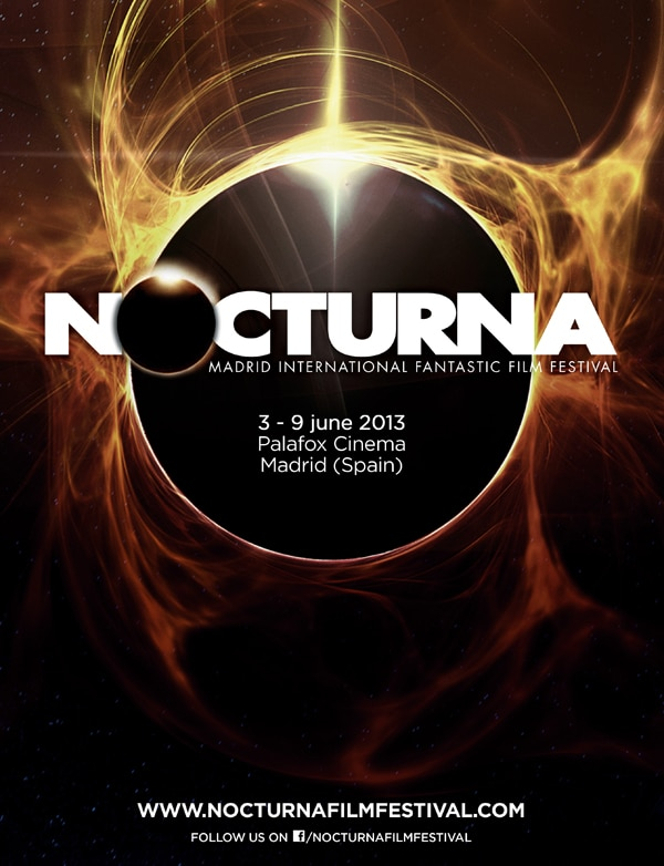 Nocturna International Fantastic Film Festival Launching in Madrid this June 3-9