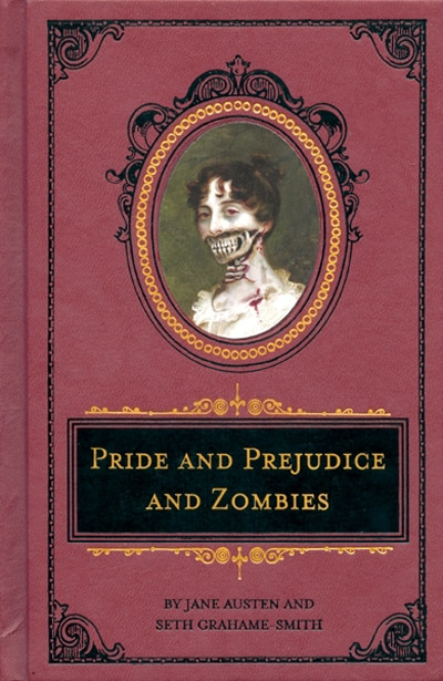 Win a Deluxe Edition or Signed Limited Edition of Pride and Prejudice and Zombies