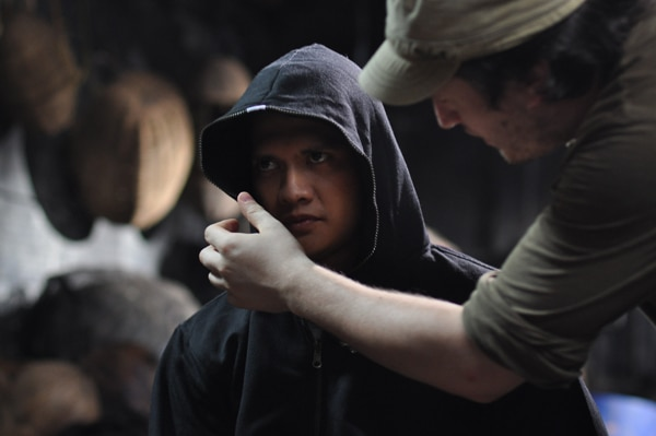 The Raid 2: Berandal Filming Now; First Behind-the-Scenes Stills
