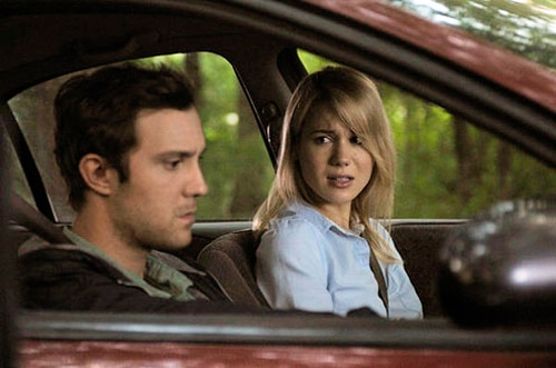 Sam Huntington & Kristen Hager - Being Human (US) Season 3