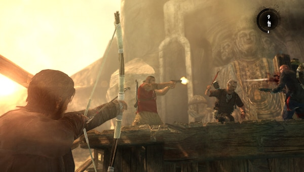 Action-Packed Multiplayer Screenshots Released for Tomb Raider