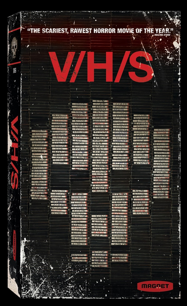 V/H/S Now Available on VHS!