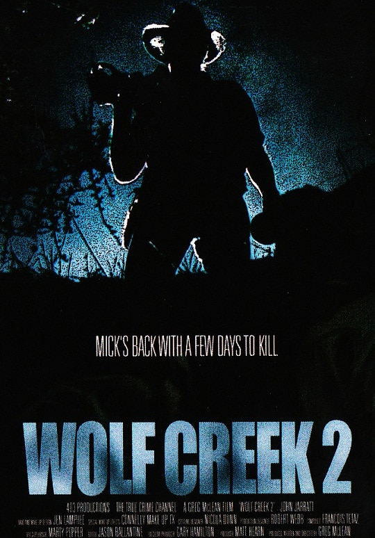 Wolf Creek 2 Officially Begins Production