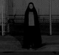 A Girl Walks Home Alone at Night and Finds Distribution