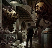 Concept Art Reveals Bioshock Movie That Almost Was