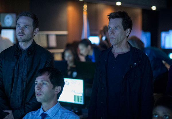 The Following Episode 2.03 - Trust Me