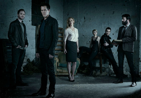 Full Cast Promotional Photo for The Following Season 2