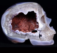 Check Out These Hauntingly Horrific Geodes
