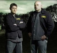 Grand Entertainment Inks Deal with Pilgrim Studios for Season 9 of Ghost Hunters on DVD