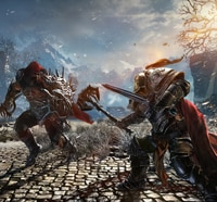 First Look at Lords of the Fallen