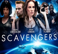 Image Entertainment Enters UK Blu-ray/DVD Market with Scavengers