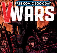 Jonathan Maberry's V-Wars Anthology Making its Comic Debut in May