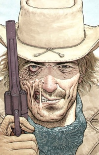 Jonah Hex comes to the big screen, scars and all