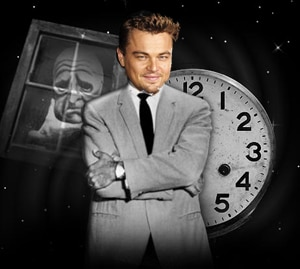 Leonardo DiCaprio looking for new Twilight Zone flick!
