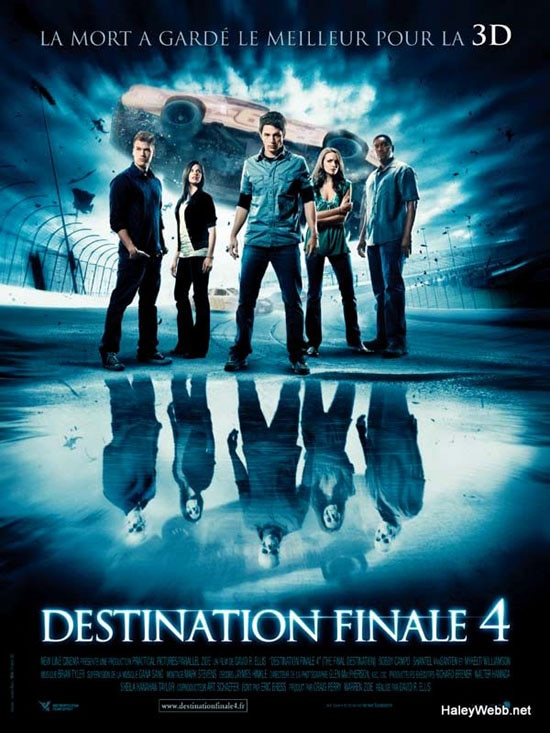 French Trailer and One Sheet - The Final Destination
