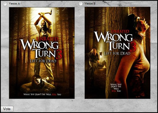 Pick Your Poison: The Cover of Wrong Turn 3