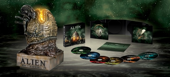Alien Limited Edition Egg Packaging Dares You Not to Double Dip!