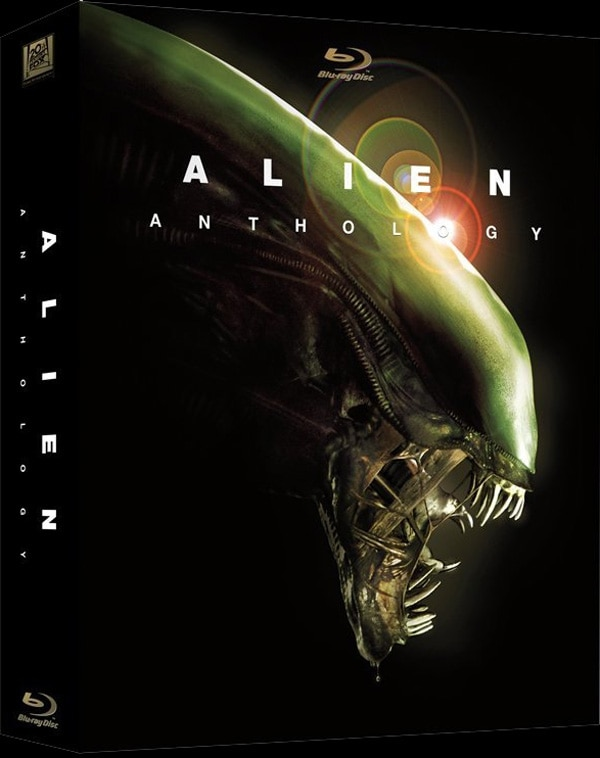 Alien Anthology on DVD