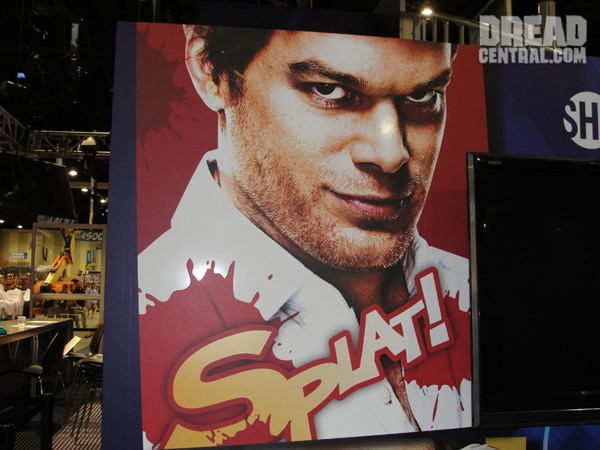 San Diego Comic-Con 2010: Brother and Sister to Collide in Next Season of Dexter (click for larger image)