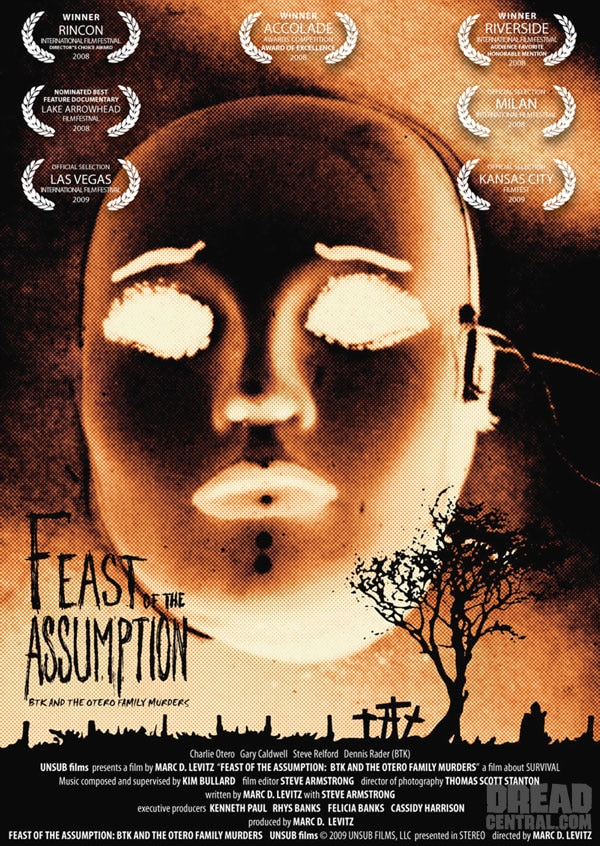 Fantasia 2010: New One-Sheet: Feast of the Assumption: BTK and the Otero Family Murders