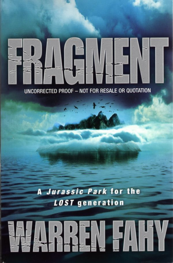 Fragment Promises Jurassic Terrors! Reality TV Gone Awry!