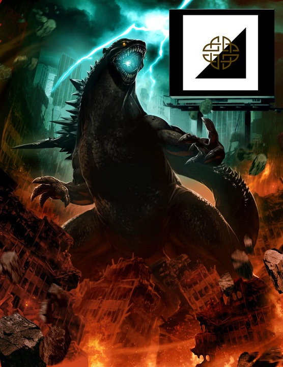 San Diego Comic-Con 2010: Early Concept Art for Godzilla 2012?
