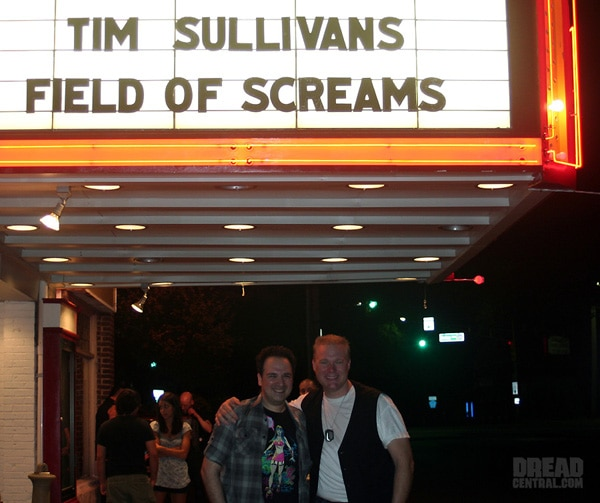 2001 Maniacs: Field of Screams - New Jersey Premiere Report
