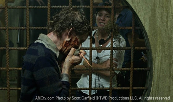 Breaking Bad Director Michelle MacLaren Talks The Walking Dead