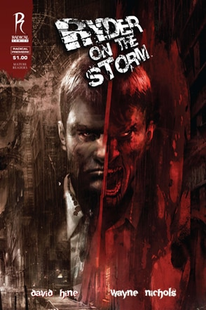 New Radical Genre Comics Released This Week: Ryder on the Storm