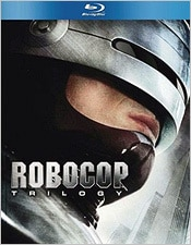 RoboCop Trilogy Heading to Blu-ray