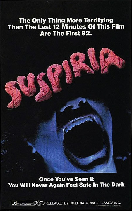 Dario Argento Gives His Blessing - Suspiria Remake a Go!