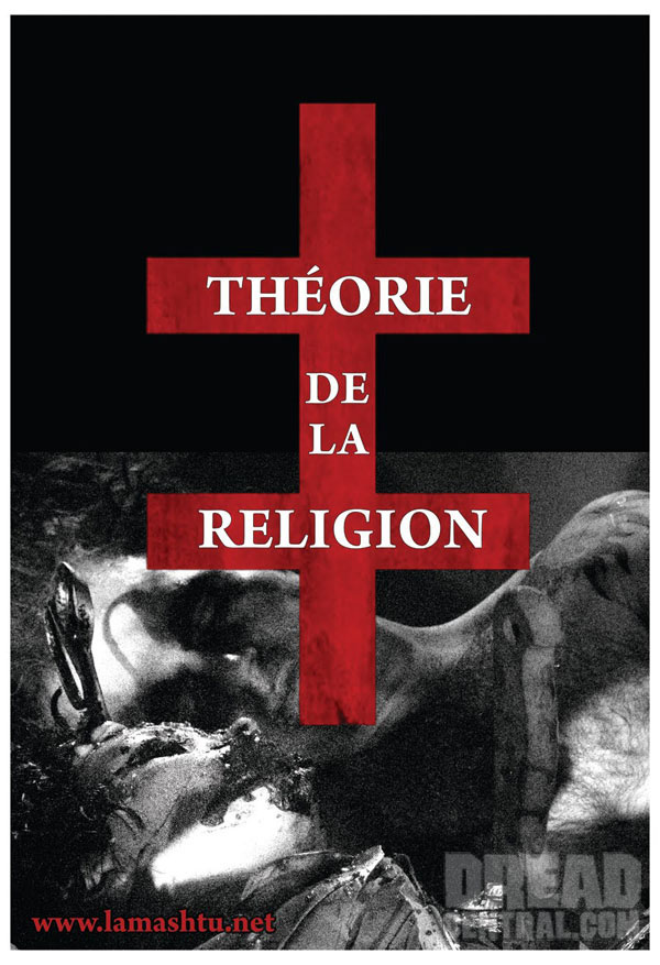 Fantasia 2010:  New Still and One-Sheet: Théorie de la Religion
