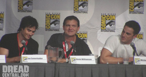 San Diego Comic-Con 2010: The Vampire Diaries Panel and Season 2 Premiere Video Descriptions