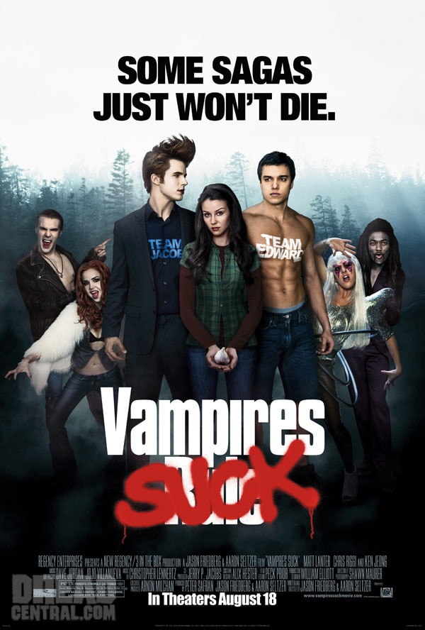 One-Sheet Debut: Vampires Suck