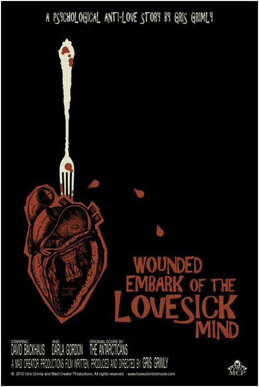 New Poster and Update for Wounded Embark of the Lovesick Mind